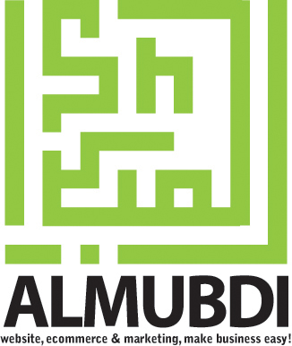 ALMUBDI Web Design Company eCommerce Logo Design & Marketing