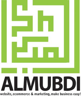 ALMUBDI Web Design Company eCommerce Logo Design & Marketing