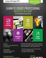 Learn to Create Professional Website in a Day