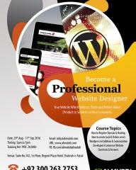 Become a Professional Website Designer