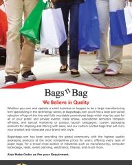 Bags n Bag