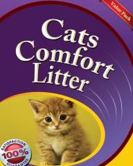 Cats Comfort Litter