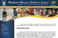 Radiant House Childerns School