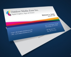 Outdoor Media Zone