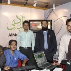 AlMubdi Participating in The 11th ITCN Asia 2011.