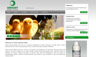 Orient Animal Health