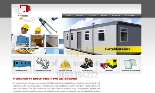 Electrotech Portablekabins